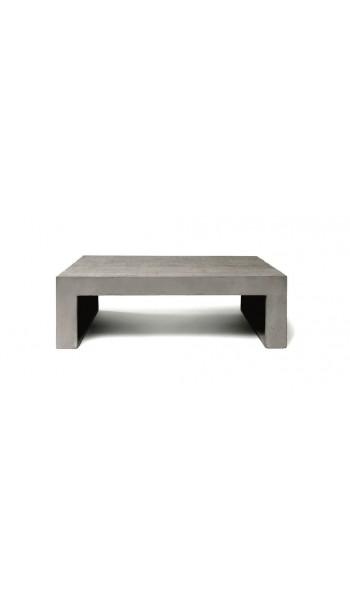 Table basse en béton Formwork