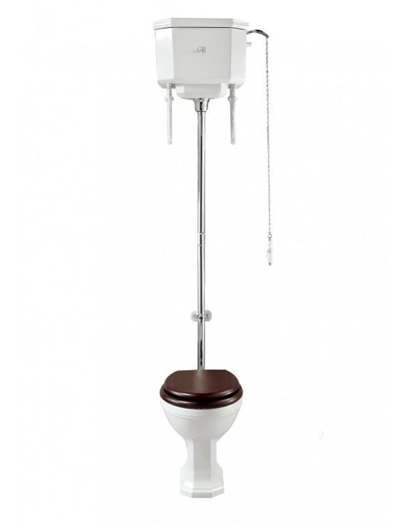 WC avec réservoir haut Claremont
