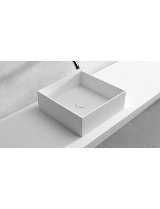 Vasque rectangulaire New Trento