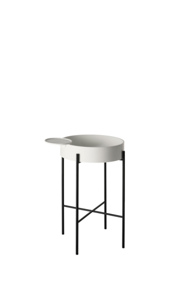 Lavabo console Stand rond