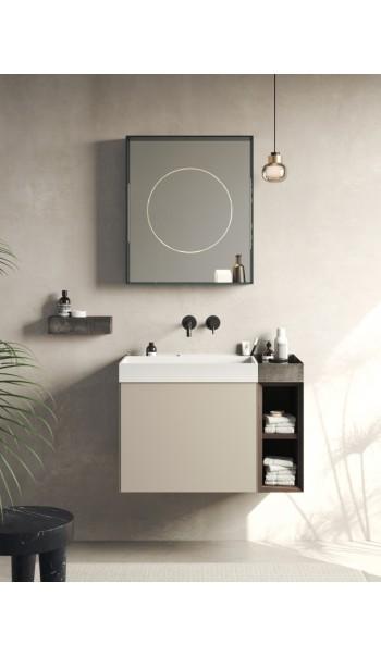 Meuble salle de bain Compact Living 2, de Rexa