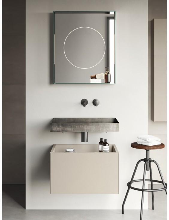 Meuble salle de bain Compact Living 4, de Rexa