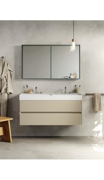Meuble salle de bain Compact Living 6, de Rexa
