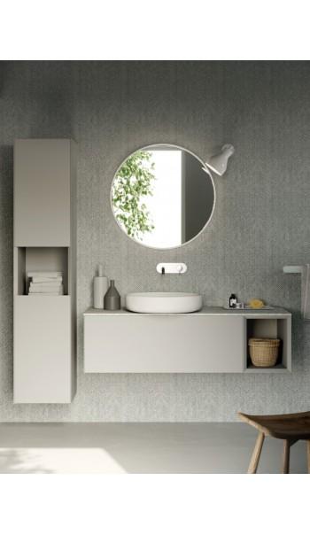 Meuble salle de bain Compact Living 8, de Rexa