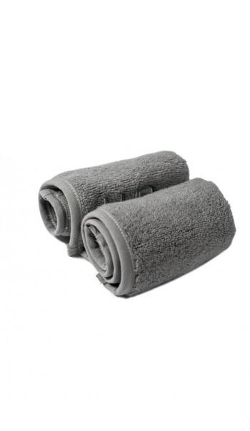 Lot de 2 petites serviettes de Spa