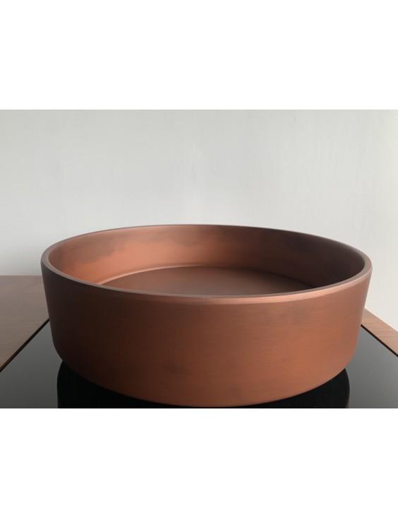 Vasque à poser Rho Vision Old Copper