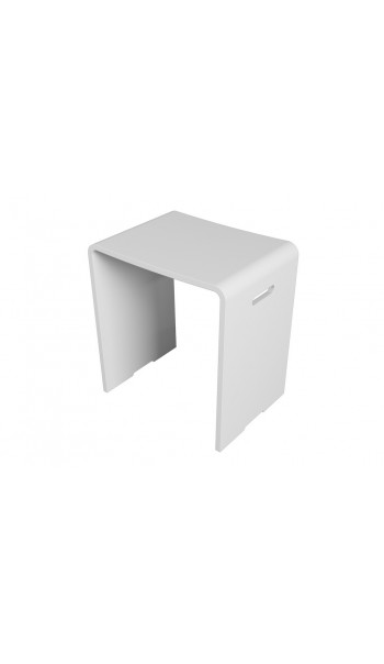Tabouret en Solid Surface Riho