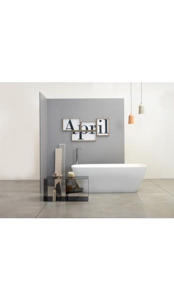 baignoire lot en solid surface april by ex t. Black Bedroom Furniture Sets. Home Design Ideas