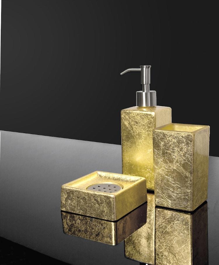 Coffret d'accessoires Luxury, de Glass Design