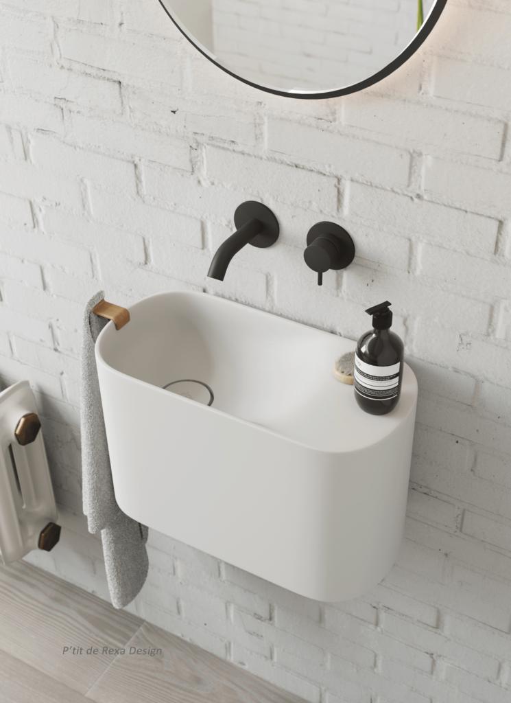 Lave main P'tit de Rexa Design