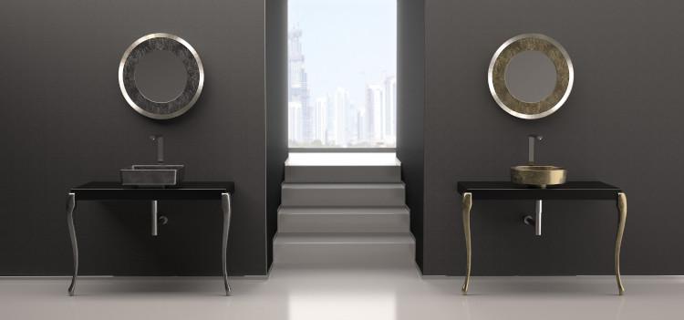 Meuble de salle de bain Musa de Glass Design