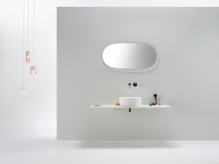 Vasque Plateau, design Sebastian Herkner pour Ex-t
