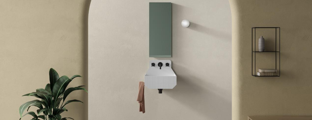Vasques et lavabos Ex.t Design