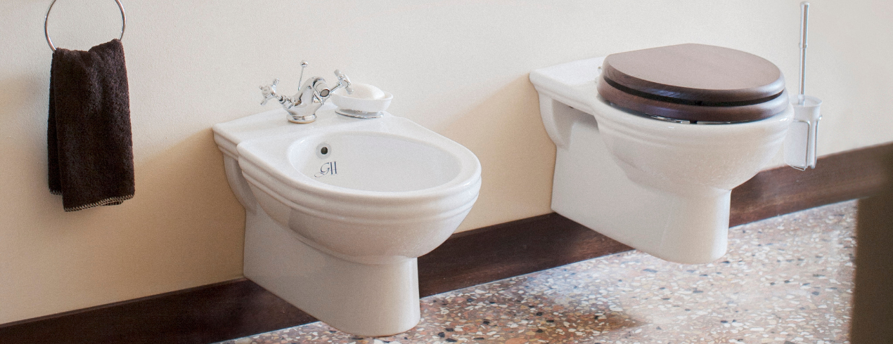 Univers toilettes Gentry Home