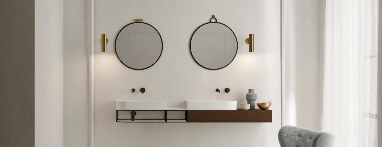Univers meubles de salle de bain Ex.t