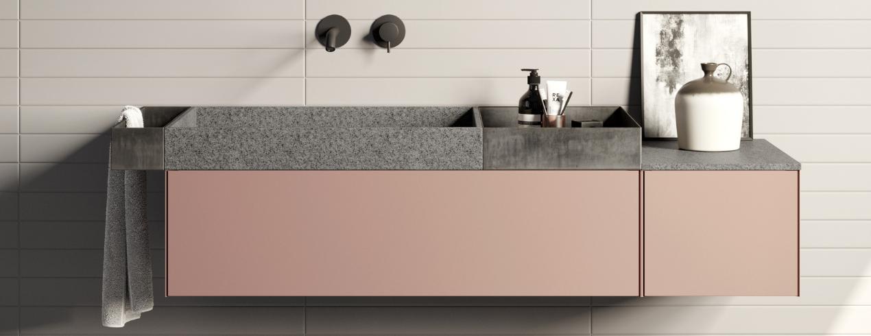 Univers meuble de salle de bain Rexa Design