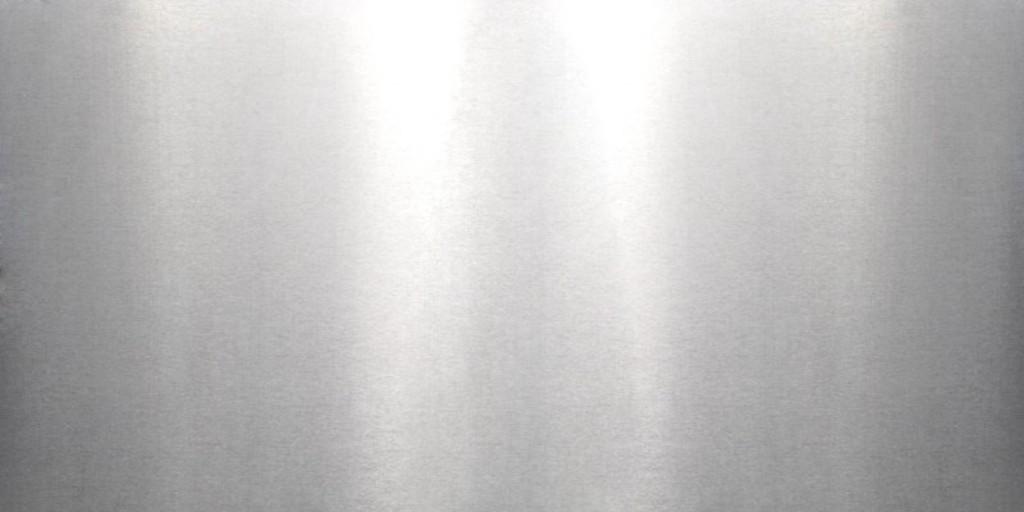 Fonte aluminium/blanc