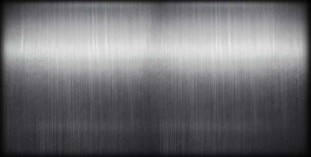 Fonte acier/blanc