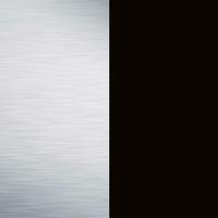 Miroir/noir mat