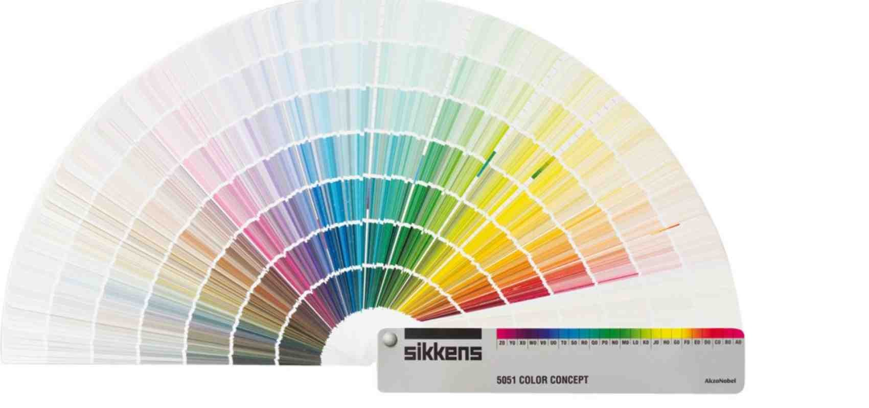 Couleurs SIKKENS